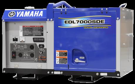 Yamaha EDL7000SDE